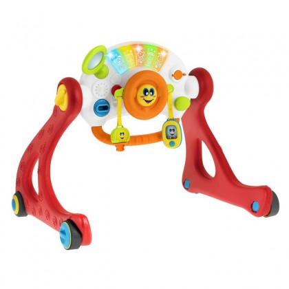 Chicco Grow & Walk Gym 4 In 1