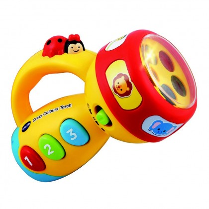 VTECH Baby - Crazy Colours Torch